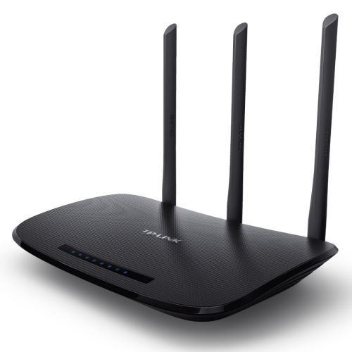 TL WR940N 4 port Wireless Cable Router